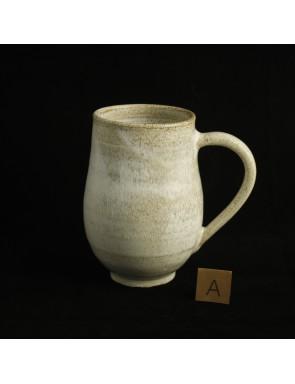 Titanium white Mug