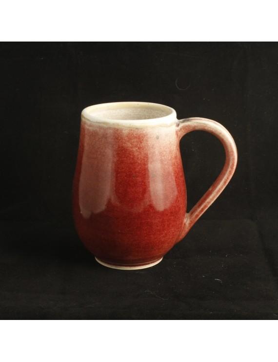Reduction Red Mug