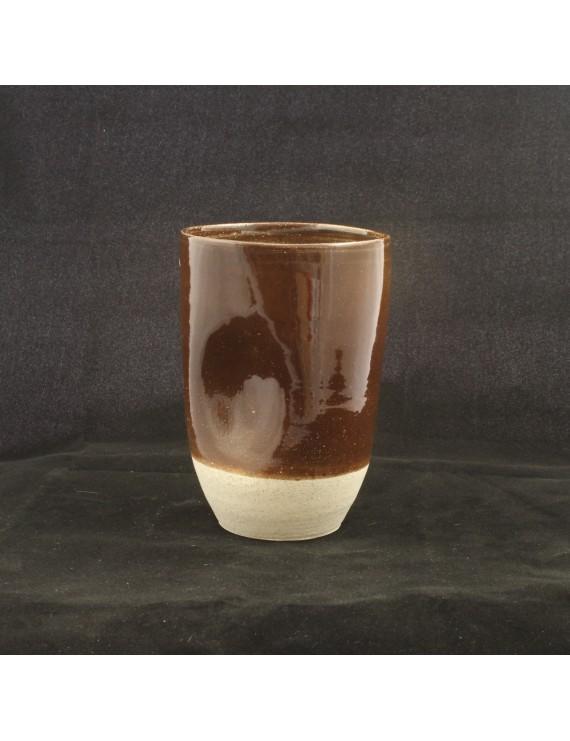 Chocolate Brown Thumbler
