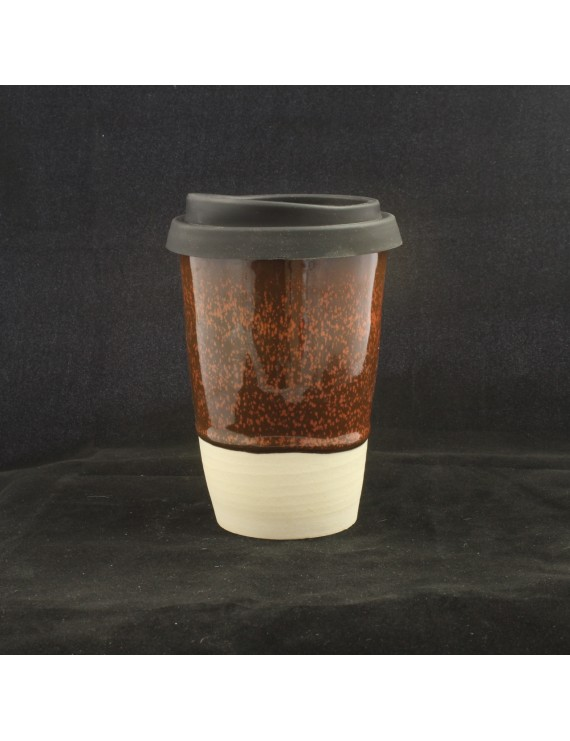 Tenmoku Large Travel Cup